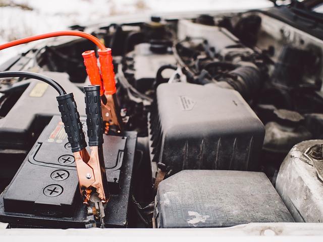 Autobatterie, Starterbatterie